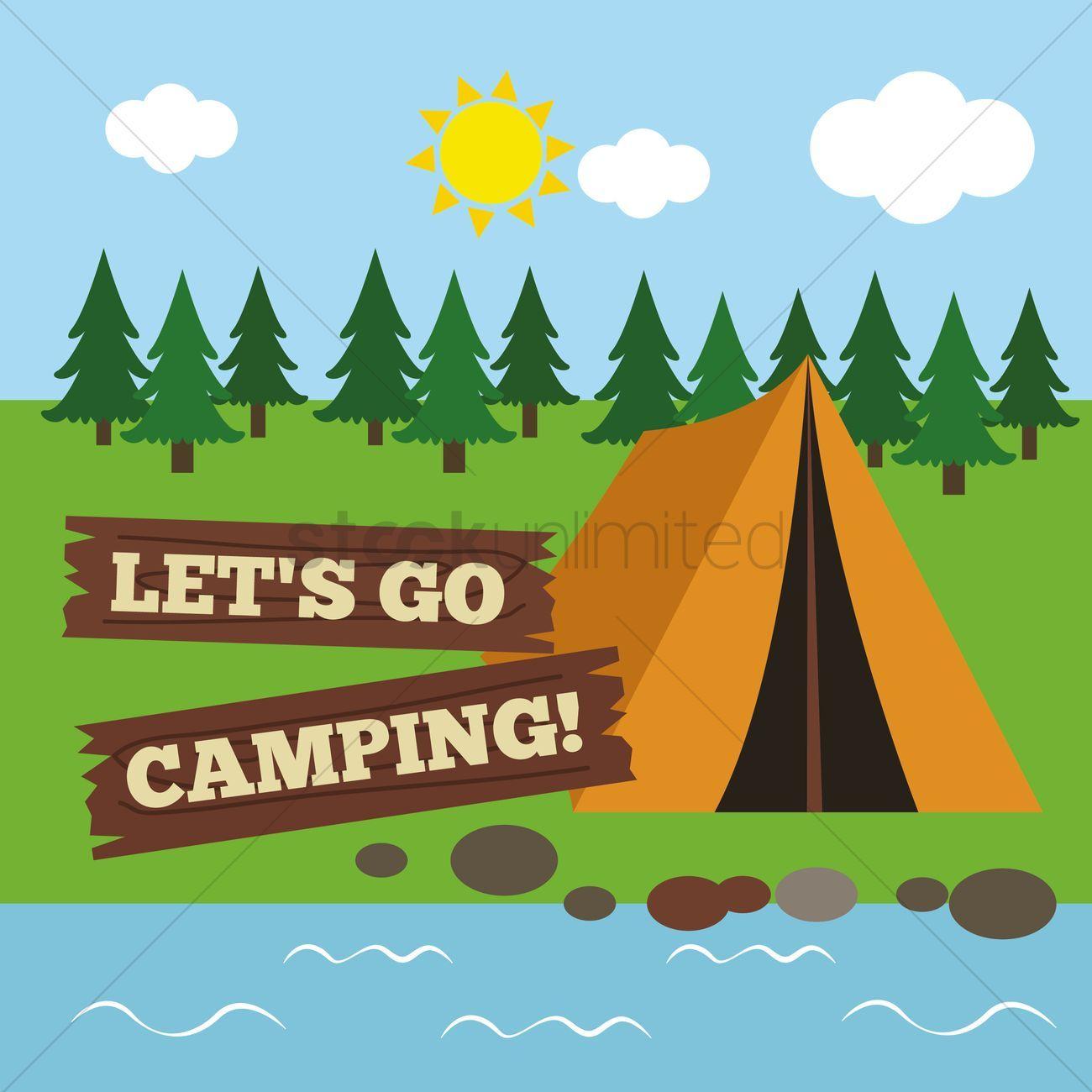 Go camping clipart 4 » Clipart Portal.