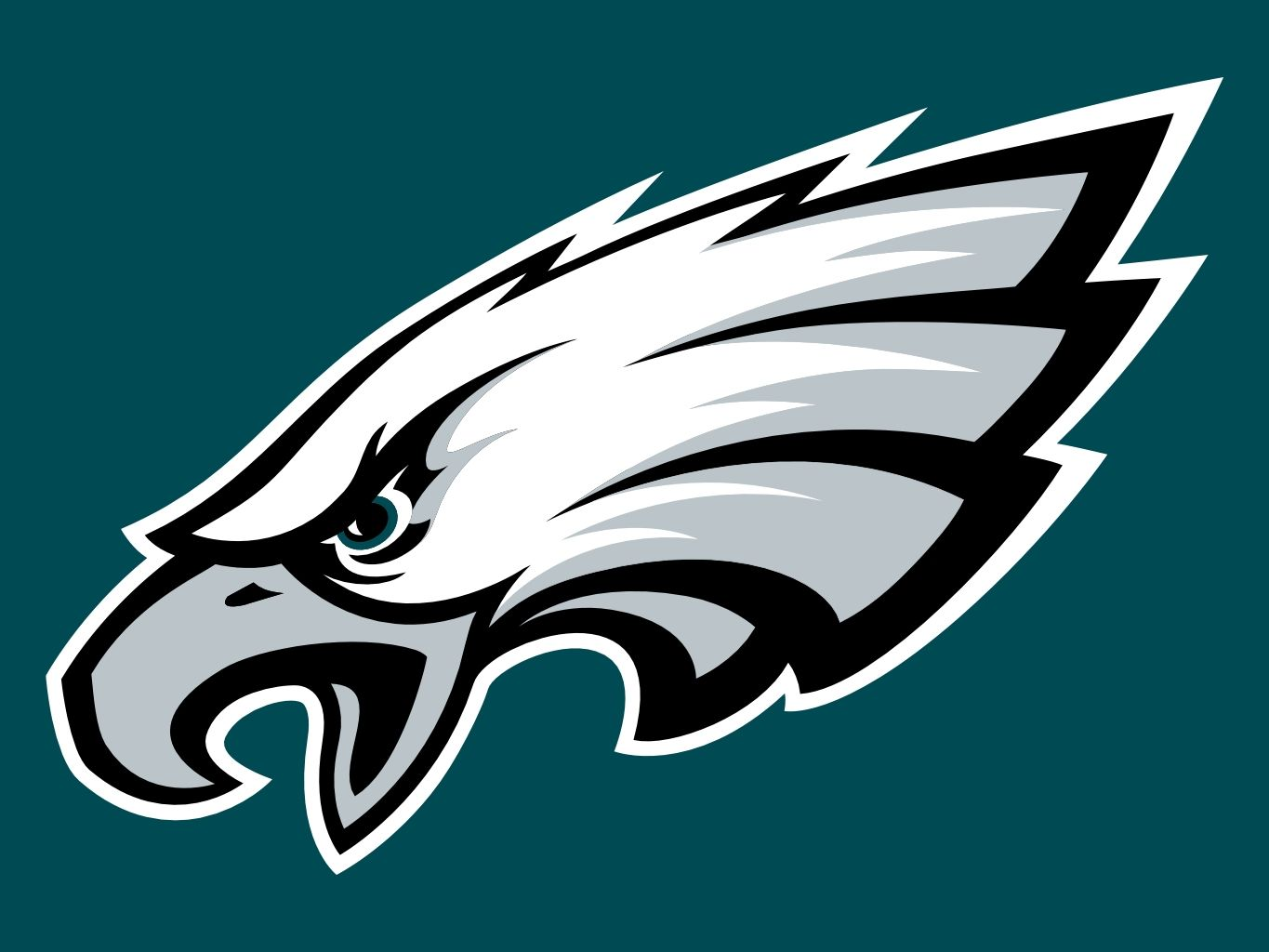 Philadelphia Eagles Logos Pictures Clipart.