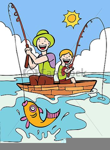 Go Fish Guys Clipart.
