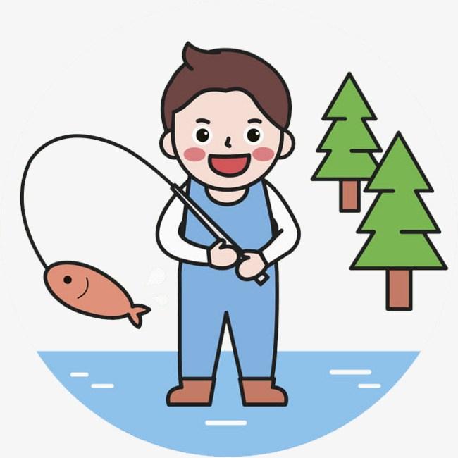 Go fishing clipart 8 » Clipart Portal.