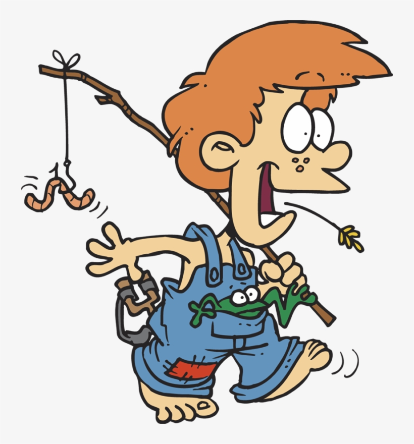 Lets Go Fishing Clipart.