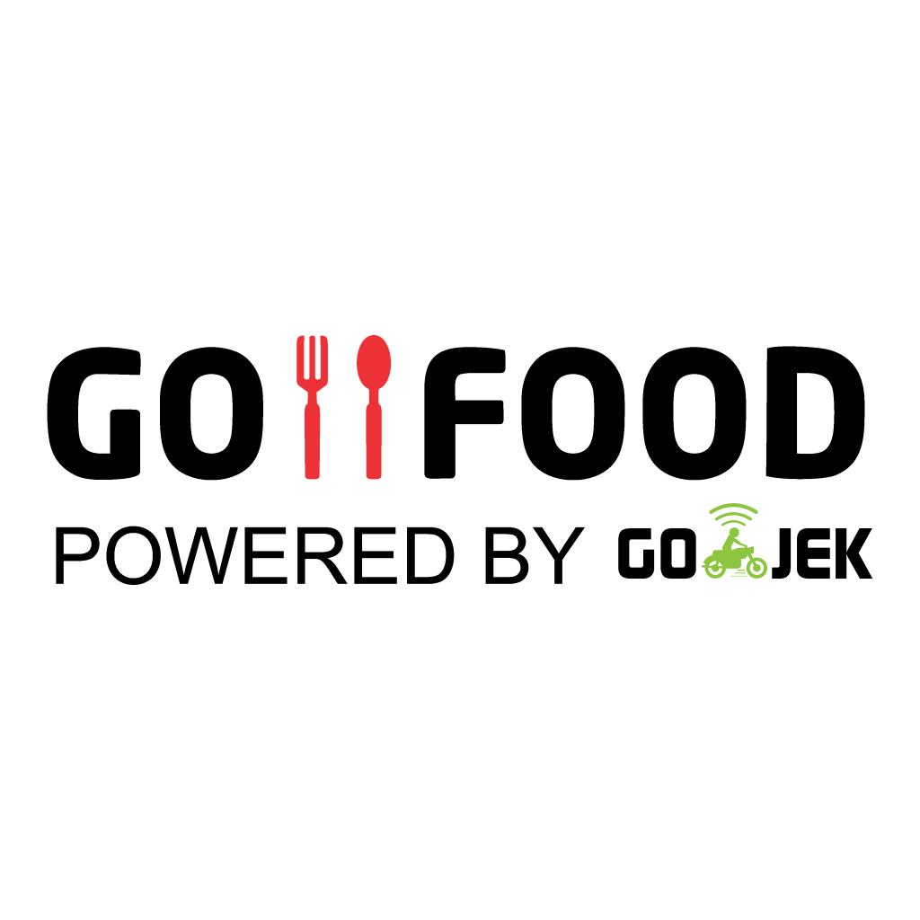 Logo Gofood Vector.
