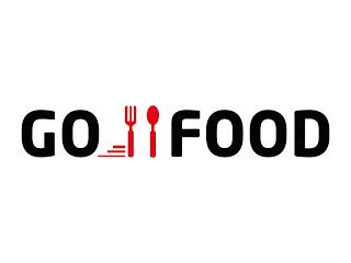 Logo Go Food Vector Cdr & Png HD.