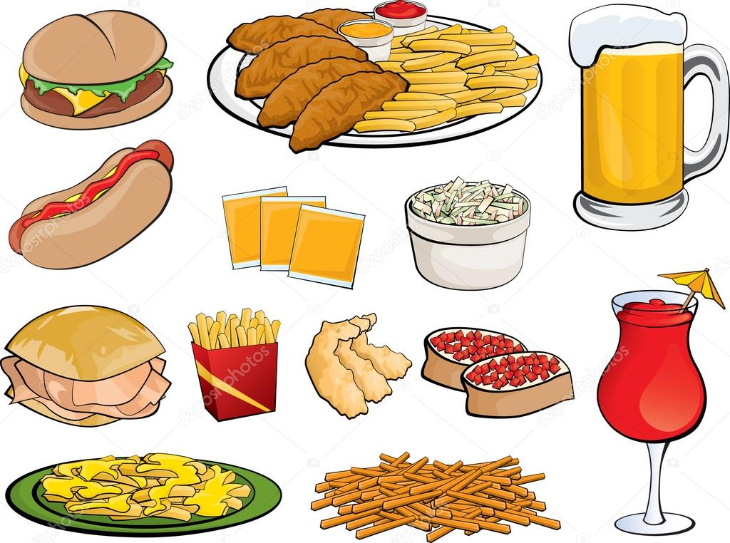 Examples of go foods clipart 10 » Clipart Station.