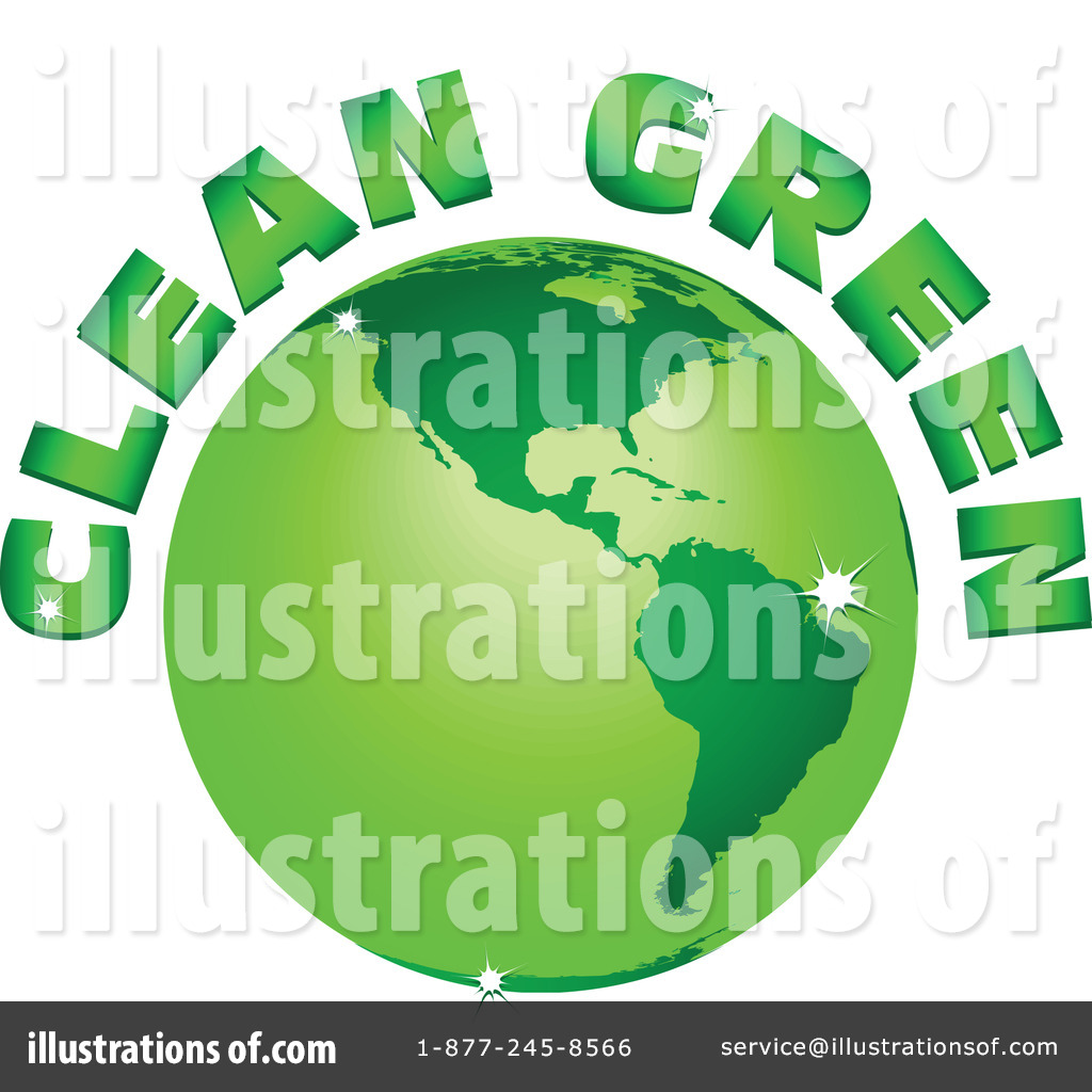 Go Green Clipart #209967.