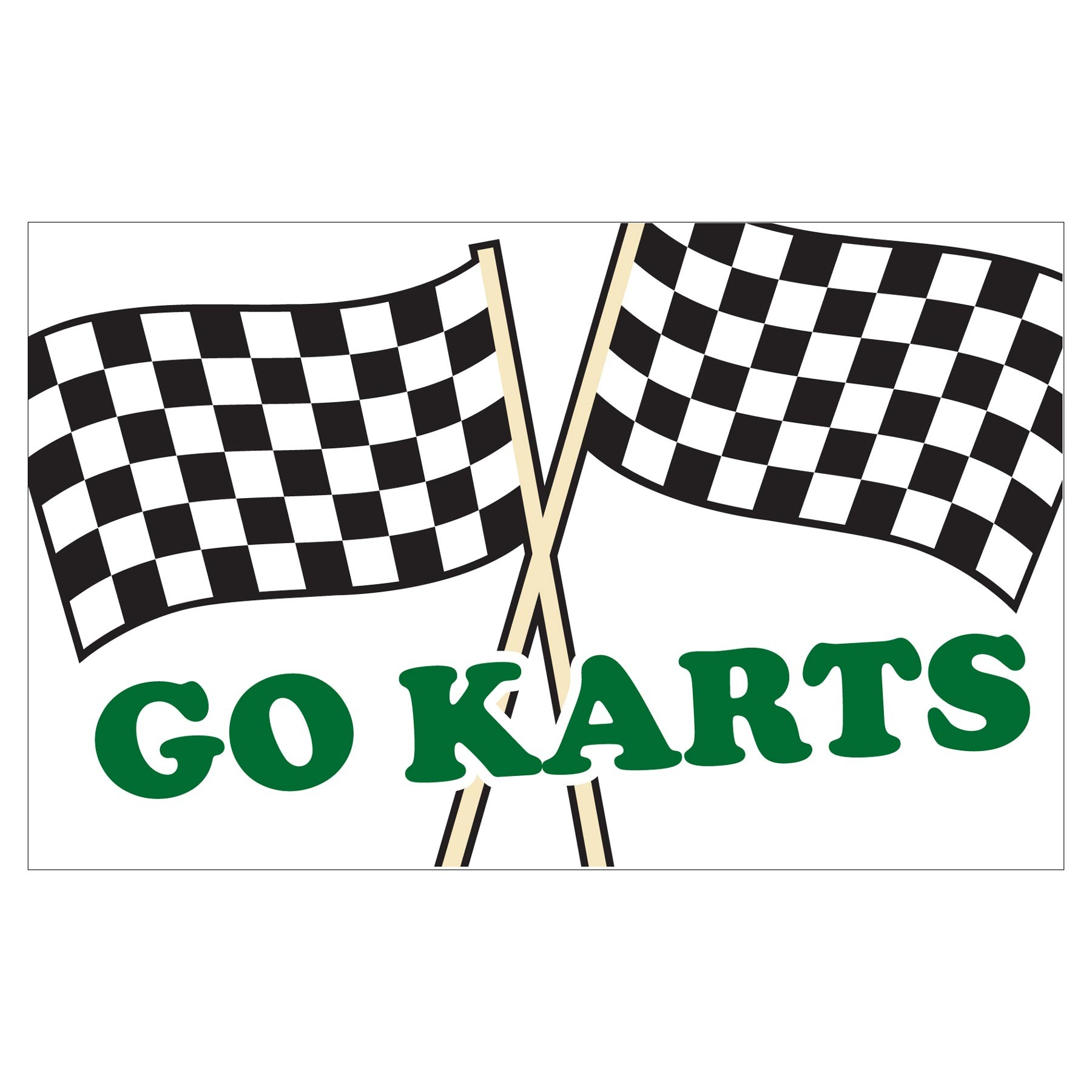 Latest Go Kart Clipart.