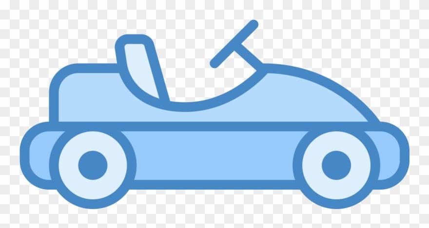 Go Kart Icon.