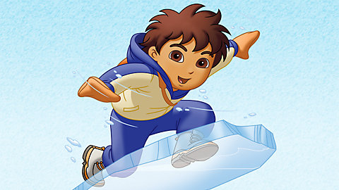 Go, Diego, Go!: Ocean Rescue Missions.