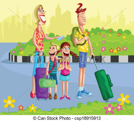 2702 Vacation free clipart.