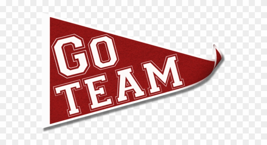 Go Team Clip Art Transparent.