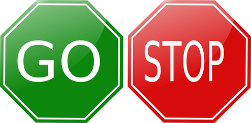 Stop and go clipart - Clipground