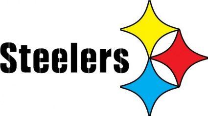 Steelers Clip Art Logo.