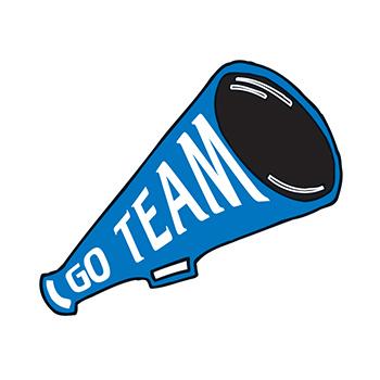 go team clipart.