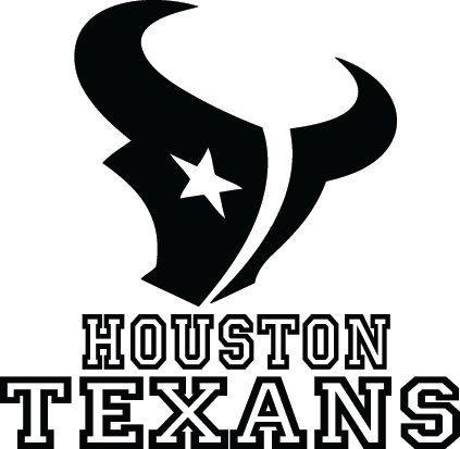 Texans Football Clipart.