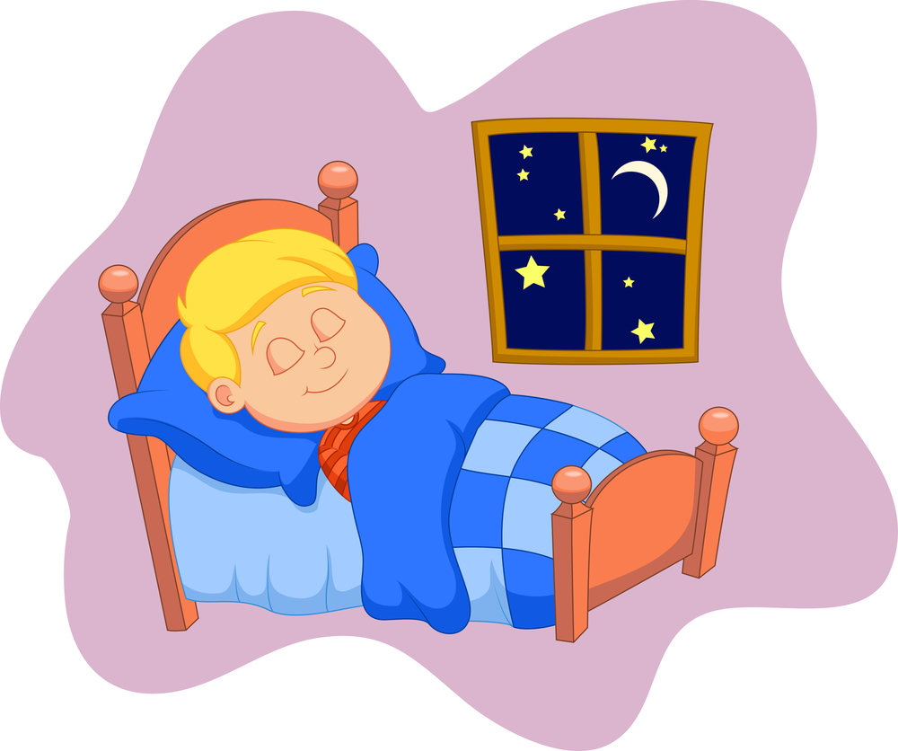 Go to bed clipart 6 » Clipart Station.