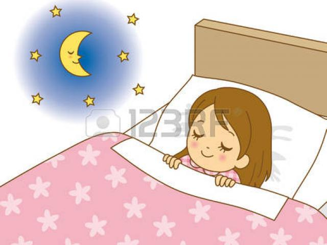 Go To Bed Clipart 12.