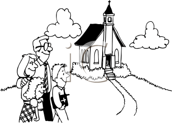 Going to church clipart 6 » Clipart Station.