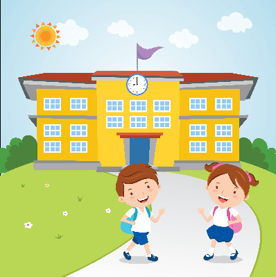 Going To School Clipart & Going To School Clip Art Images.