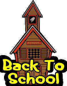 Back To School Clip Art at Clker.com.