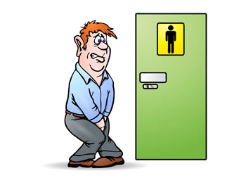 May I Go To The Bathroom Clipart.