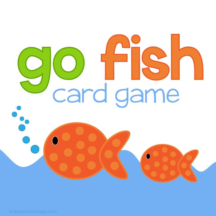 Go fish clipart.