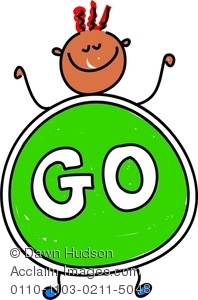 Get Up And Go Clipart.