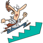 Up Stairs Clipart.