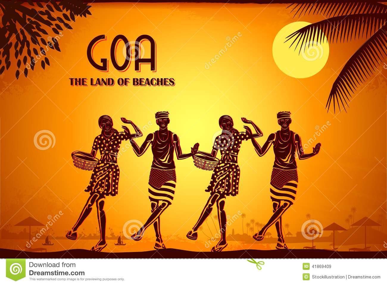Goa clipart.