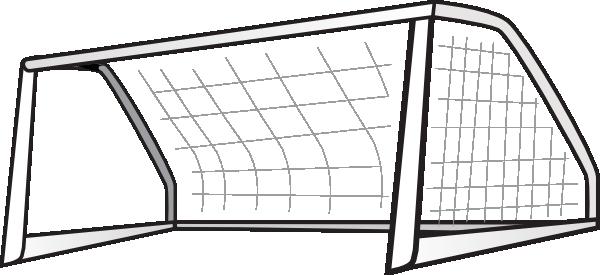 Soccer Goal Clip Art at Clker.com.