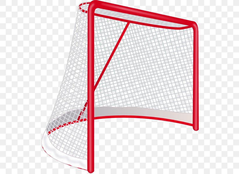 Ice Hockey Goal Net Clip Art, PNG, 546x599px, Hockey, Area.