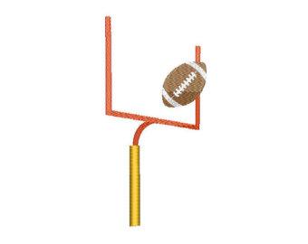 Football Goal Post Clip Art Football Goal Post #TMJpSz.