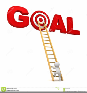 Setting Goals Clipart Free.