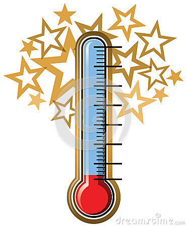 Clipart thermometer goal setting, Clipart thermometer goal.