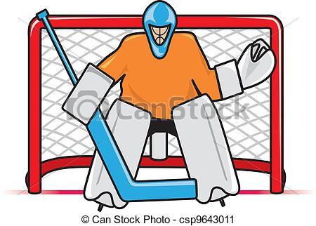 Goalie Stock Illustrations. 2,450 Goalie clip art images and.