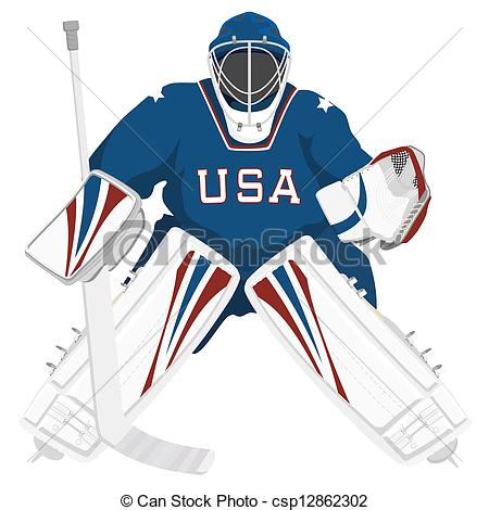 Goalie Stock Illustrations. 2,450 Goalie clip art images and.