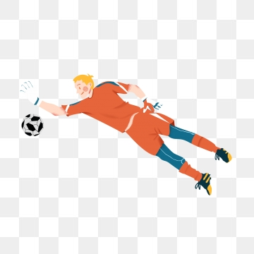 Goalkeeper PNG Images.