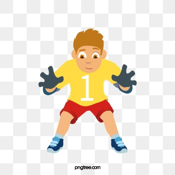 Goalkeeper Png, Vector, PSD, and Clipart With Transparent Background.