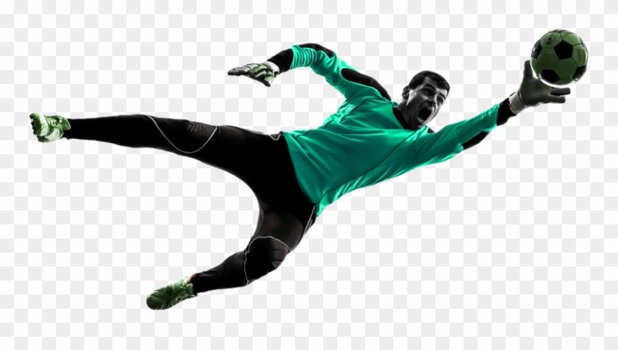 Goal Keeper Png.