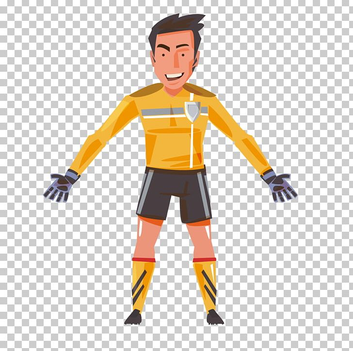 Goalkeeper Football Illustration PNG, Clipart, Art, Ball, Balloon.