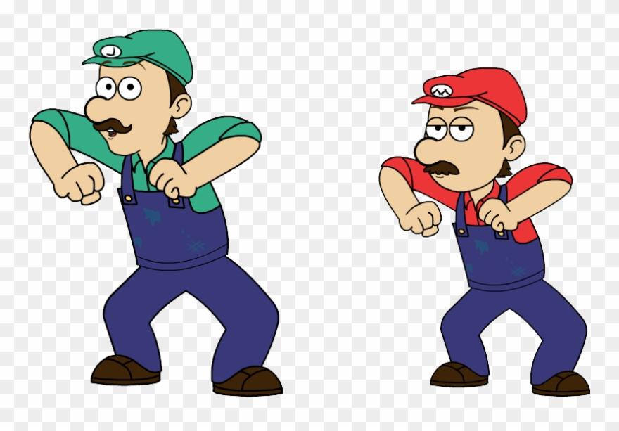 Luigi Clipart Goanimate.