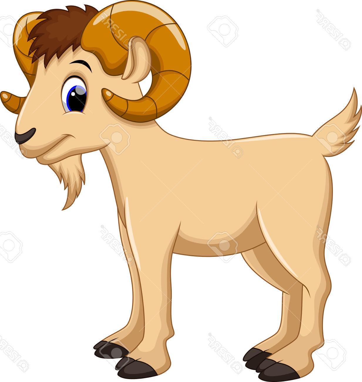 Best HD Goat Clip Art Vector File Free » Free Vector Art, Images.