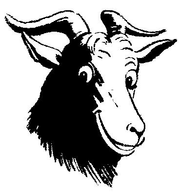 Free Goat Clipart, 1 page of Public Domain Clip Art.