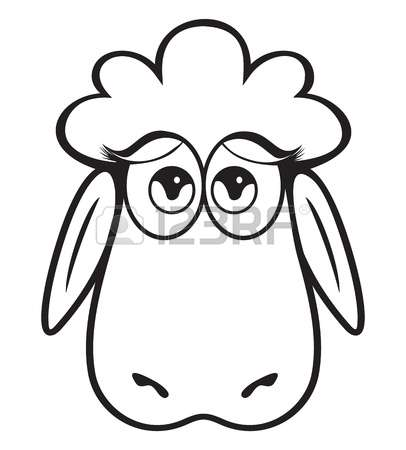 989 Goat Face Stock Vector Illustration And Royalty Free Goat Face.