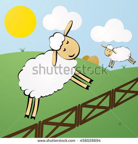 Jumping Lamb Lizenzfreie Bilder und Vektorgrafiken kaufen.