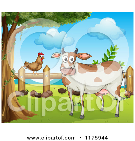 Royalty Free Cow Illustrations by colematt Page 2.
