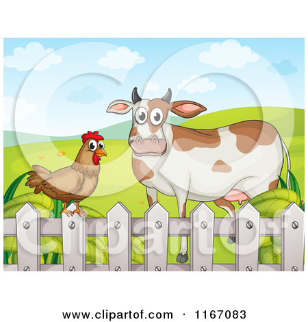 Royalty Free Cattle Illustrations by colematt Page 2.