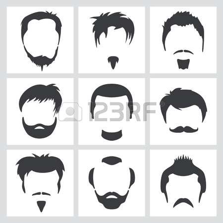 1,583 Goatee Cliparts, Stock Vector And Royalty Free Goatee.