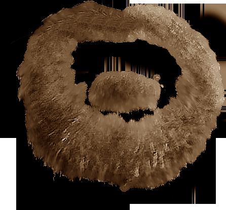 Neanderthal Goatee Png By Dbszabo1 On De #491646.