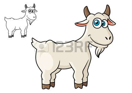 Goat Horned Cliparts, Stock Vector And Royalty Free Goat Horned.