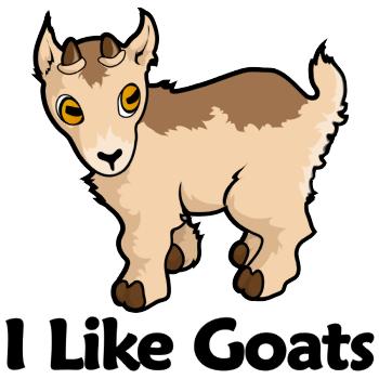 Funny Goat T.